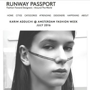 RUNWAY PASSPORT -&nb