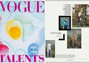 VOGUE TALENTS MAGAZI